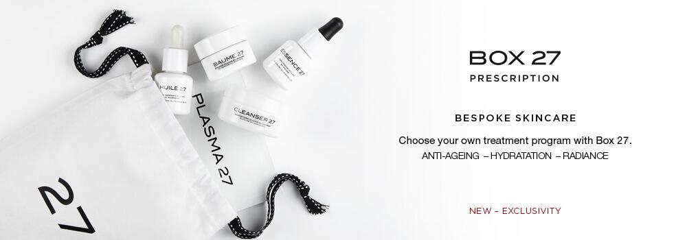 Box 27 - cosmetics 27