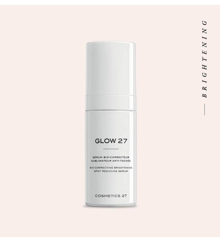 Skin brightening serum Glow 27