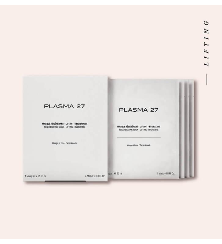Plasma 27 pack x 4 masks